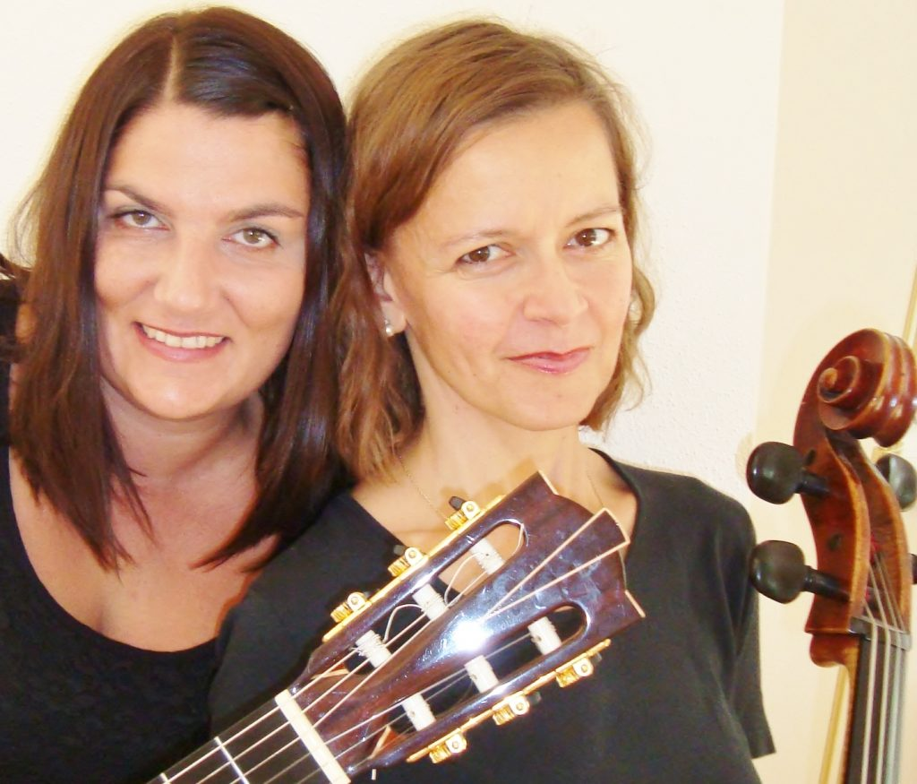kunstgarten | DELIGHTING MAY at Mother's Day – Musical Lesson: Duo